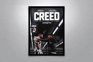 CREED - Signed Poster + COA