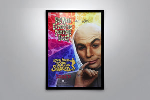 Austin Powers: The Spy Who Shagged Me - Signed Poster + COA