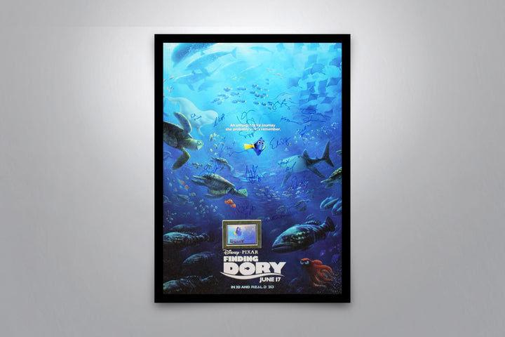 FINDING DORY - Signed Poster + COA