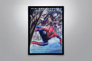 THE AMAZING SPIDER-MAN 2 - Signed Poster + COA - Poster Memorabilia