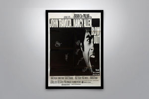 BLOW OUT - Signed Poster + COA