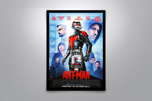 Ant-Man - Signed Poster + COA
