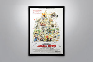 Animal House - Signed Poster + COA