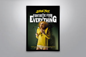 A Fantastic Fear of Everything - Signed Poster + COA