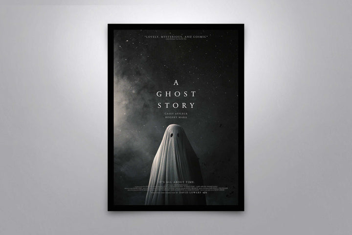 A Ghost Story - Signed Poster + COA
