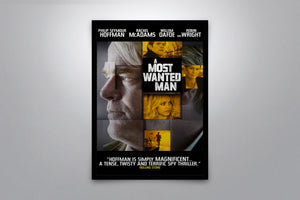 A Most Wanted Man - Signed Poster + COA