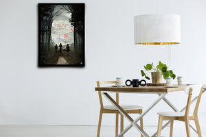 A Quiet Place: Part II - Signed Poster + COA