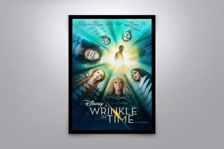 A Wrinkle in Time - Signed Poster + COA