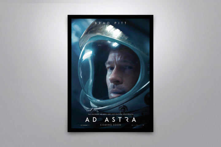 Ad Astra - Signed Poster + COA