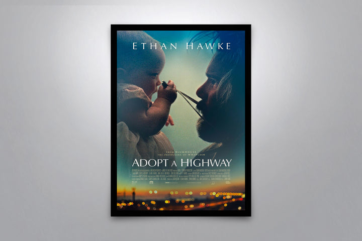 Adopt A Highway - Signed Poster + COA