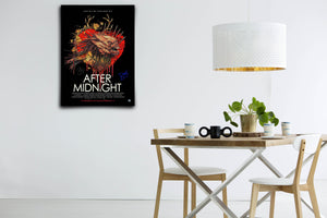 After Midnight - Signed Poster + COA