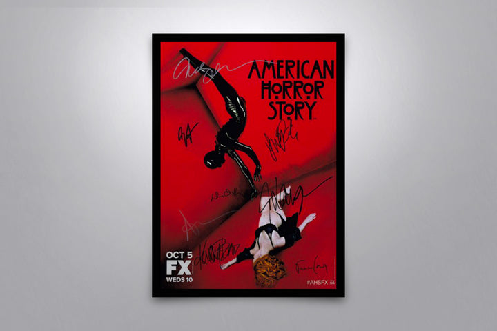 American Horror Story - Signed Poster + COA