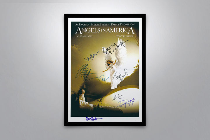 Angels in America - Signed Poster + COA