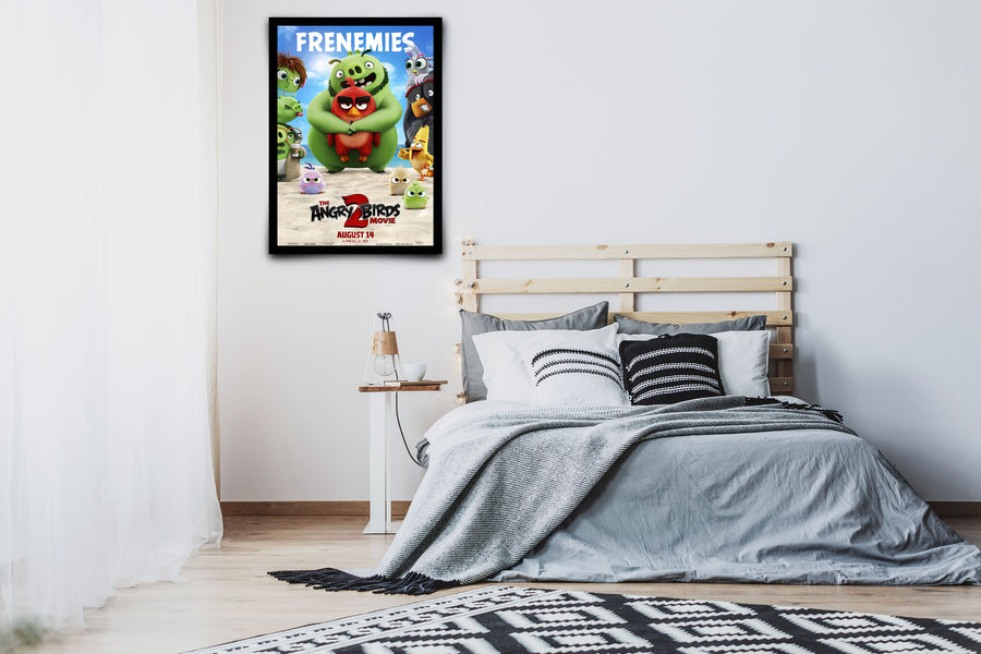 The Angry Birds Movie 2 - Signed Poster + COA