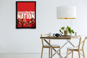 Assassination Nation - Signed Poster + COA