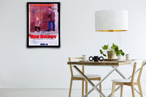 Big Daddy - Signed Poster + COA
