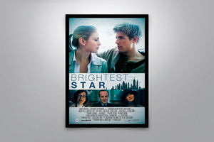 Brightest Star - Signed Poster + COA