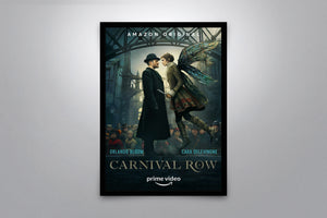 Carnival Row - Signed Poster + COA