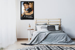 Castle - Signed Poster + COA