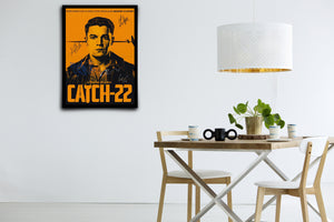 Catch-22 - Signed Poster + COA