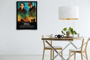 Cell - Signed Poster + COA