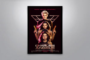 Charlie's Angels 2019 - Signed Poster + COA