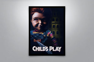Child's Play - Signed Poster + COA