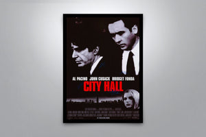 City Hall - Signed Poster + COA