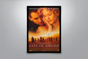 City of Angels - Signed Poster + COA
