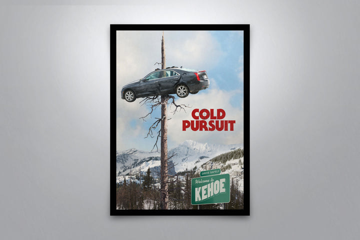 Cold Pursuit - Signed Poster + COA