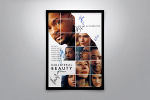 Collateral Beauty - Signed Poster + COA