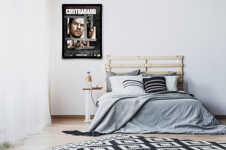 Contraband - Signed Poster + COA