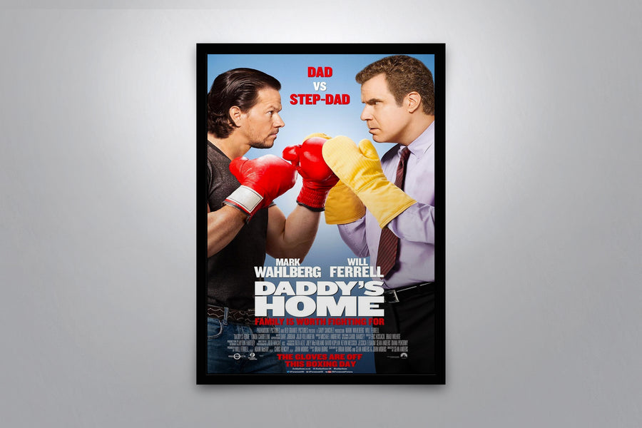 Daddy's Home - Signed Poster + COA