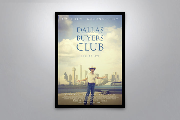 Dallas Buyers Club - Signed Poster + COA