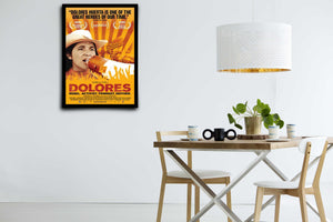 Dolores - Signed Poster + COA