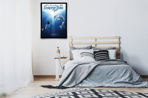 Dolphin Tale - Signed Poster + COA