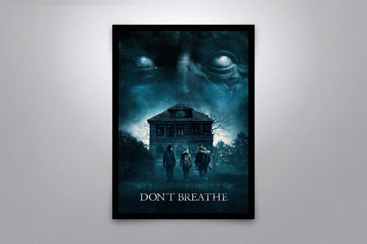 Don't Breathe - Signed Poster + COA