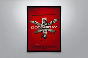 Doomsday - Signed Poster + COA