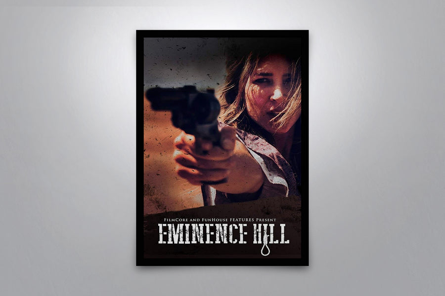 Eminence Hill - Signed Poster + COA