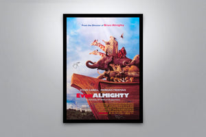 Evan Almighty - Signed Poster + COA