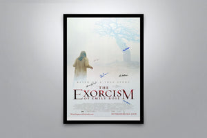 The Exorcism of Emily Rose - Signed Poster + COA