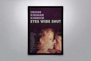 Eyes Wide Shut - Signed Poster + COA