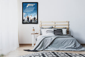 Fast Five - Signed Poster + COA