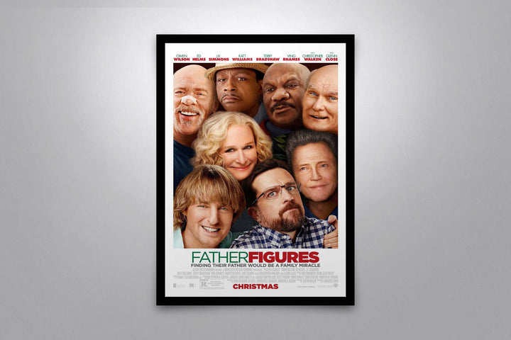 Father Figures - Signed Poster + COA