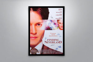 Finding Neverland - Signed Poster + COA
