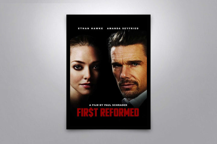 First Reformed - Signed Poster + COA