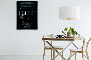 Get Out - Signed Poster + COA