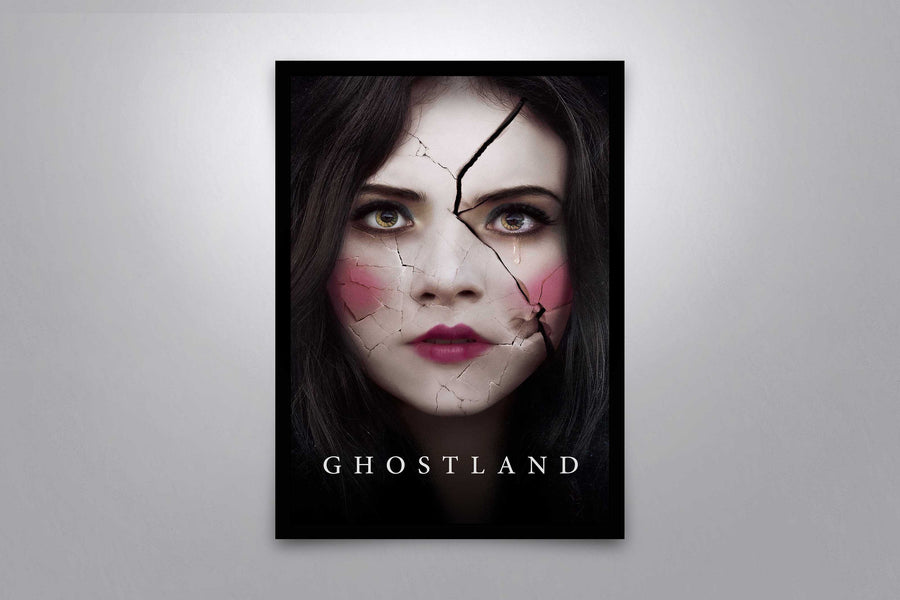 Ghostland - Signed Poster + COA