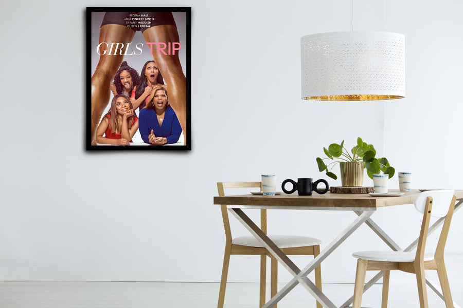 Girls Trip - Signed Poster + COA