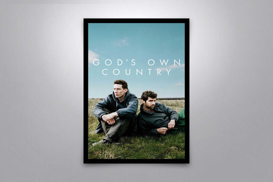 God's Own Country - Signed Poster + COA